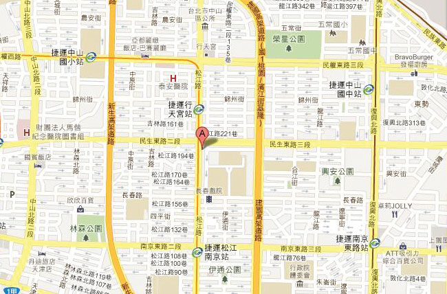 國家書店松江門市