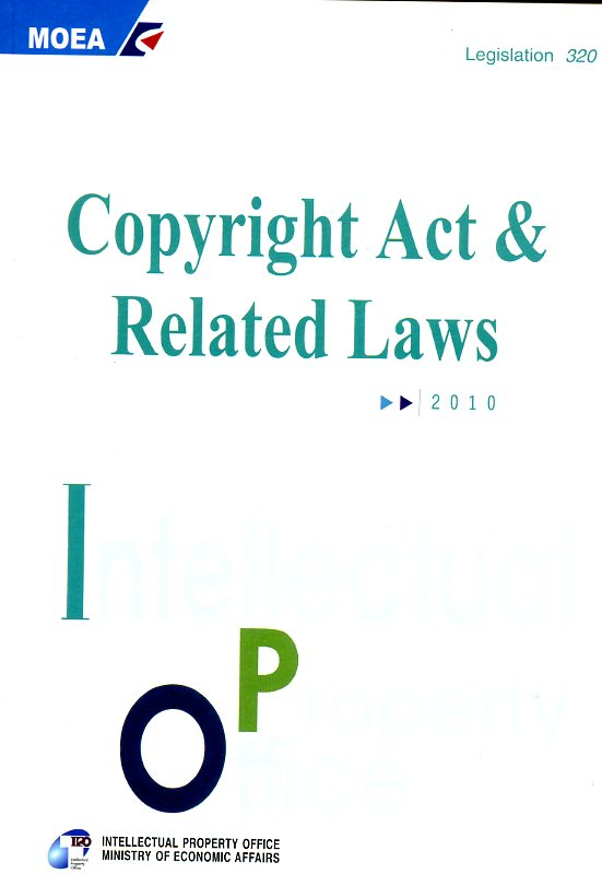 Copyight Act & Related Laws 2010—Legislation 320