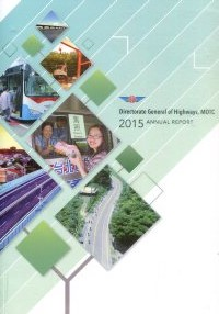 2015 Annual Report of Directorate General of Highways, MOTC