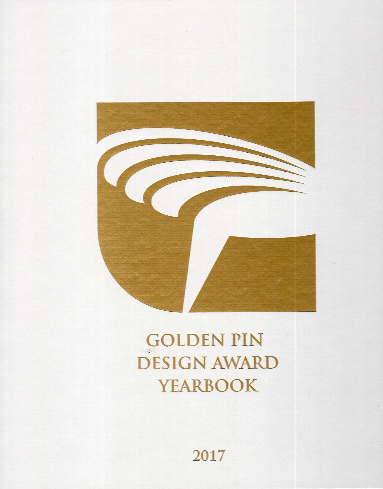Golden Pin Design Award Yearbook 2017金點設計獎年鑑