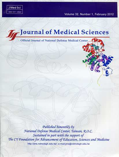 Journal of Medical Sciences Vol.32 No.1(英文版-醫學研究雜誌)(101/02)
