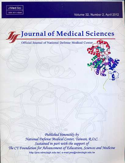 Journal of Medical Sciences Vol.32 No.2(英文版-醫學研究雜誌)(101/04)